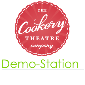 DemoStation & Cookery Theatre Logos